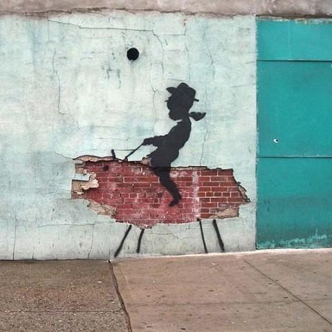 Banksy - Bronx